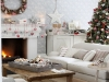 Scandi Christmas Room