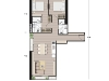 TowerA UnitPlan 73.16 Sq.m. @ Noble BE19